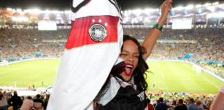 Rihanna Copa do Mundo FIFA 2014