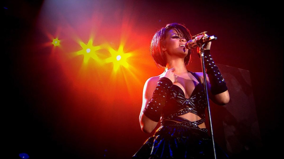 Rihanna Good Girl Gone Bad Tour Live