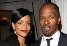 Rihanna e Jamie Foxx