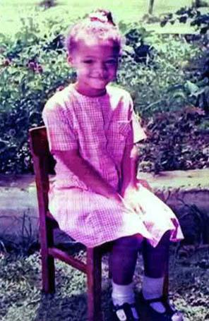 Rihanna-pequena