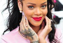 Tatuagens Rihanna