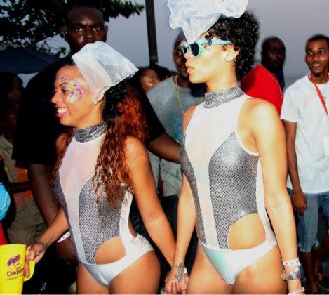 Rihanna amiga Sonita