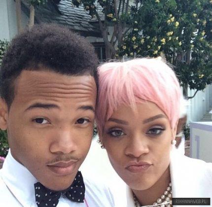 Rihanna irmão Rajad Fenty