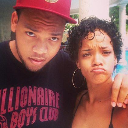 Rihanna irmão Rorrey Fenty