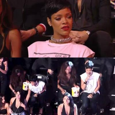 RihannaVMA2013