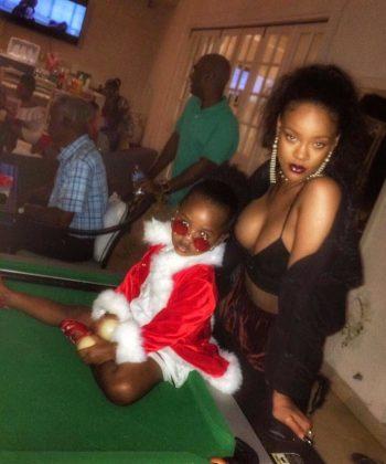 Rihanna e Majesty