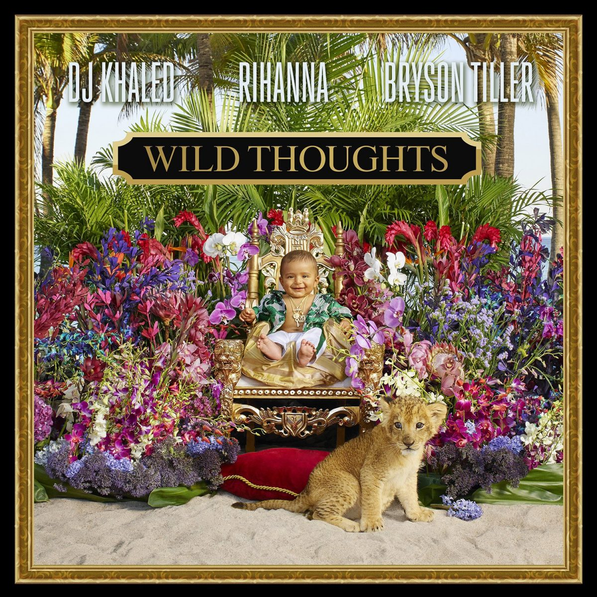 Wild Thoughts Cover