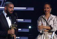 Rihanna e Drake - Como votar no VMA