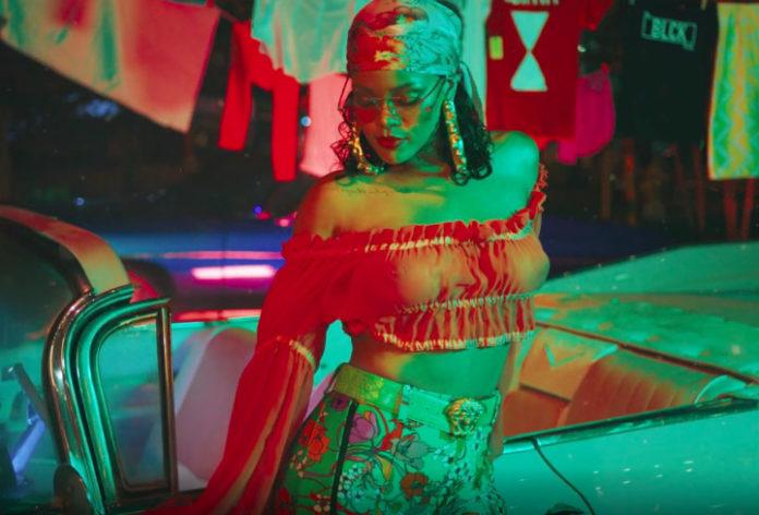 Rihanna - Wild Thoughts