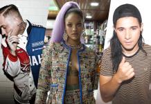 Rihanna Blackbear Skrillex