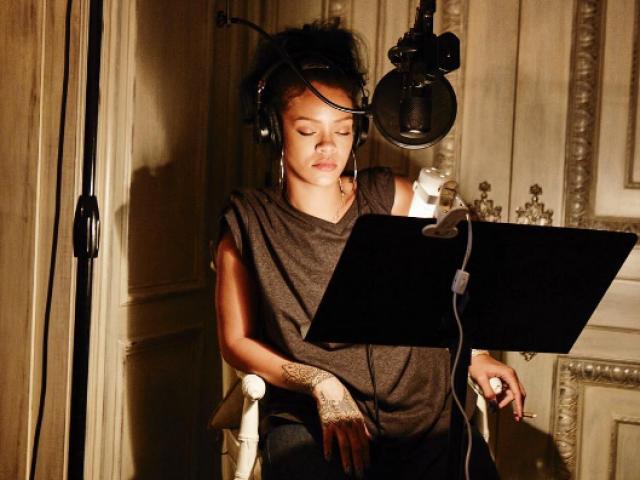 Próximo CD da Rihanna, próximo álbum
