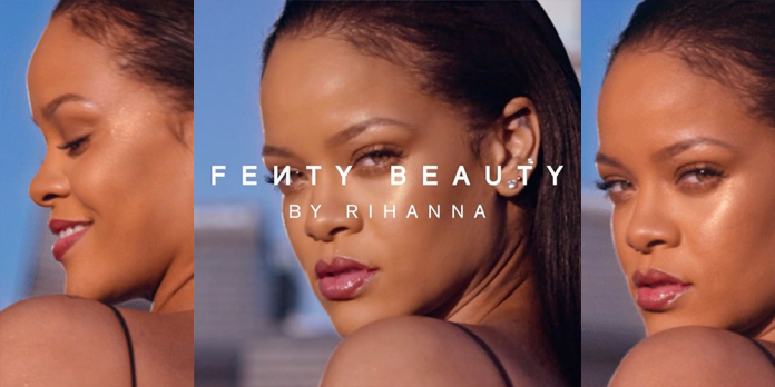 New Fenty Beauty Make Up