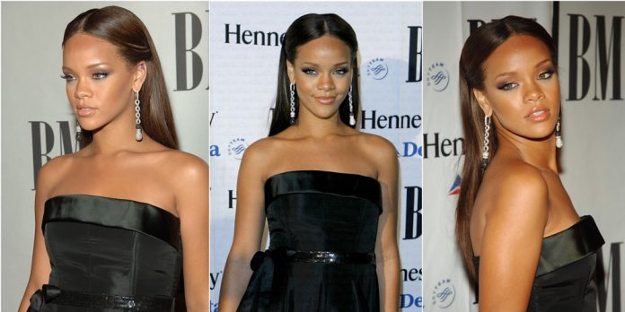 Rihanna - BMI Awards - 2006