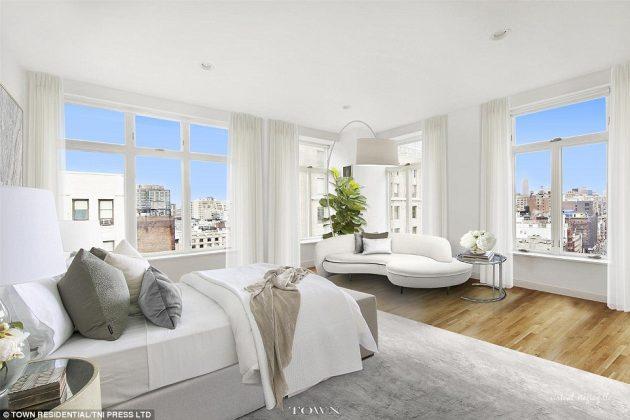 Apartamento da Rihanna em Nova Iorque