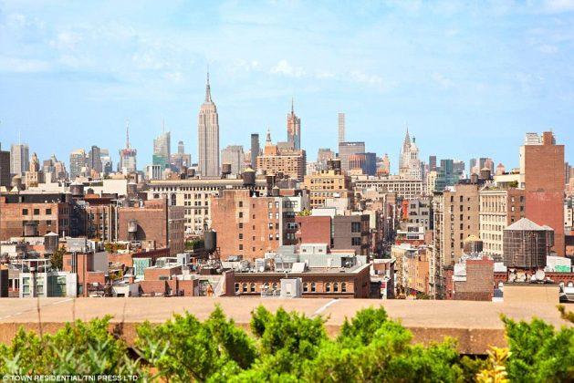 Vista do Apartamento da Rihanna em Nova Iorque