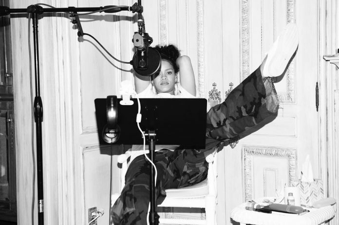Rihanna - Anti - Paolo Roversi