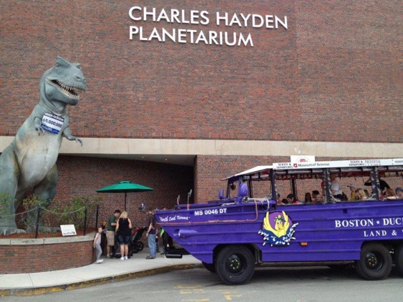 Museu da Ciência de Boston