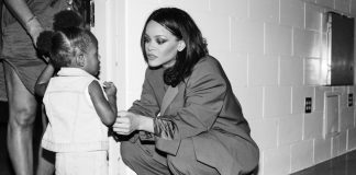 Rihanna in #family
