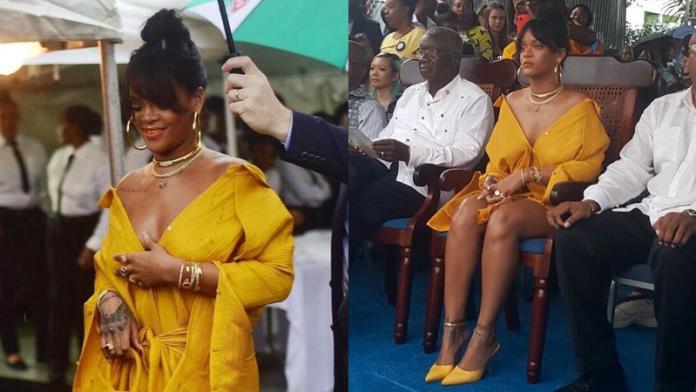 Rihanna Drive Barbados